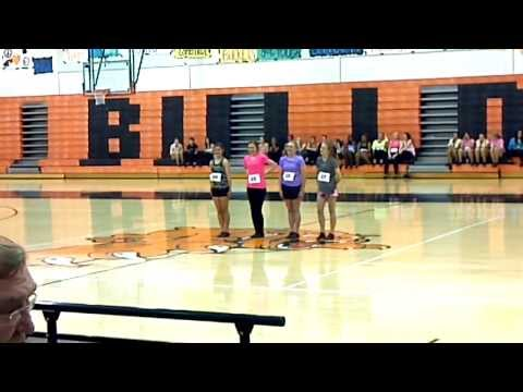 My Audition for the High School Dance Team