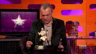 Download LIAM NEESON & PATRICK STEWART: Battle of the Action Figures (The Graham Norton Show) Video