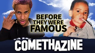 Comethazine   Before They Were Famous   Frankie Jahmier Childress   Biography