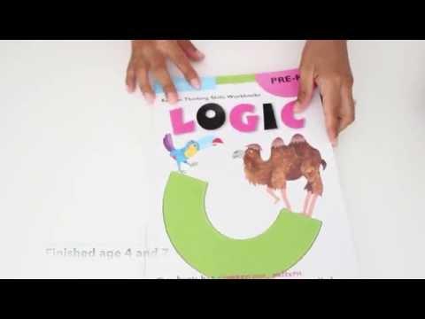 KUMON PRE-K & UP LOGIC
