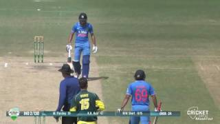 Nair fires before his namesake strikes
