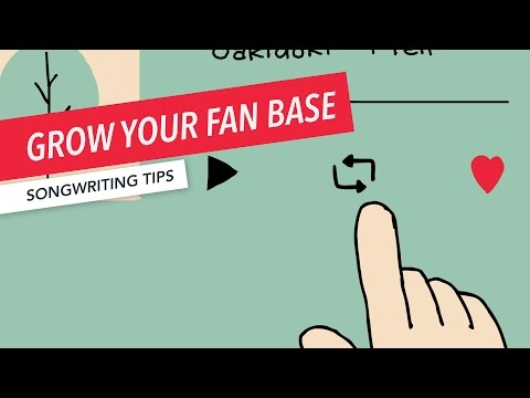 2 Ways to Grow Your Fan Base: Organic vs. Inorganic | Songwriting | Music Business | Tips & Tricks