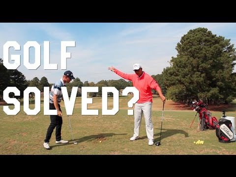 The Strange Reality About the Golf Swing