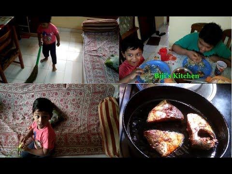 Kerala Woman Routine Lunch Vlog / No - 1