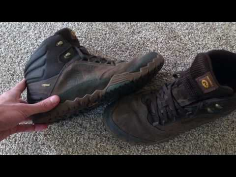 Waterproof Boots Review: Merrell Annex Mid Gore Tex   1 Year Review + Test