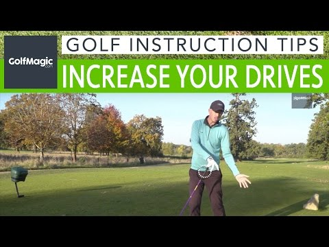 Golf Driving Tips: How to hit longer drives | GolfMagic