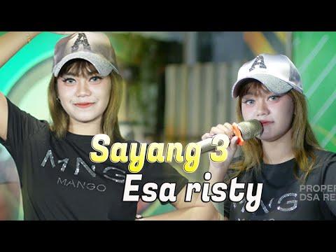 Download Lagu Esa Risty Sayang 3 Mp3