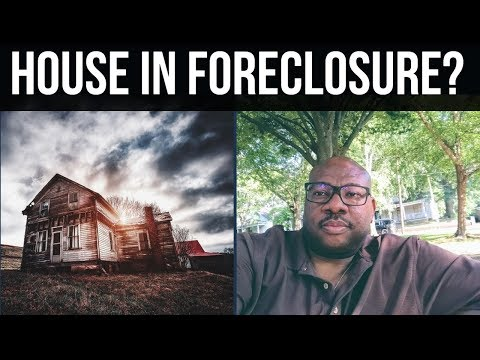 What happens when your house goes into foreclosure