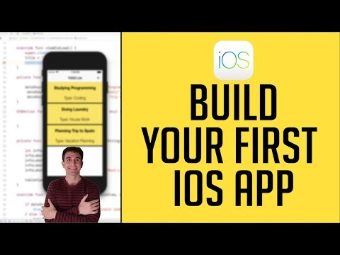 Learn How to Build Your First iOS App in Swift