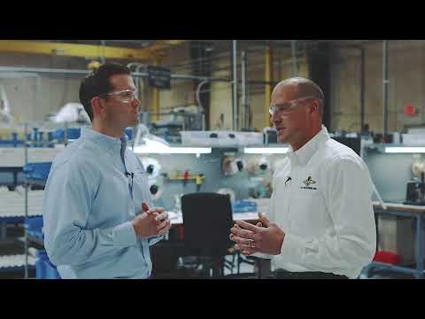 Utex Industries, Inc. - An Exclusive Look into Manufacturing