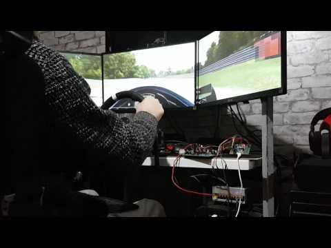 DiY Stepper Motor Direct Drive wheel with Craig HoffManns stepper torque controller