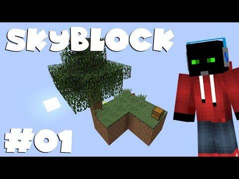 Nová série! | SkyBlock 3 #01 [MarweX]