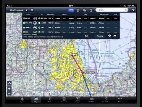 Filing Flight Plans With ForeFlight Mobile