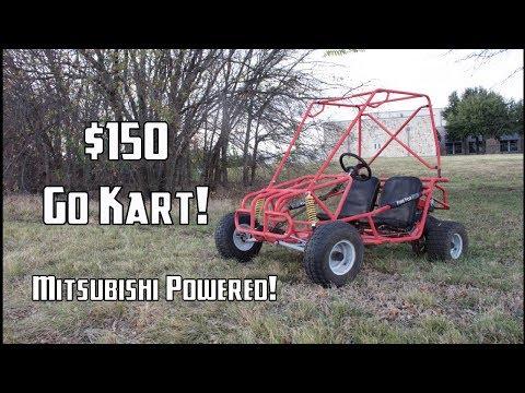 $150 Offroad Go Kart Find!