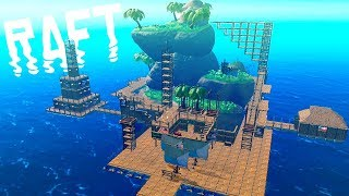 Raft: DEEP SEA CREATURE RESEARCH CENTER, HOW TO FIND UTOPIA