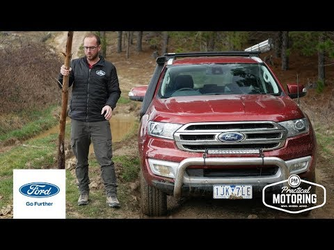 4WD Driving Tips For Tackling Mud Ruts, Presented By Practical Motoring