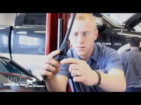 How to Choose the Right Windshield Wiper Blade