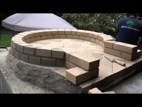 Wood Fired Brick Oven Project