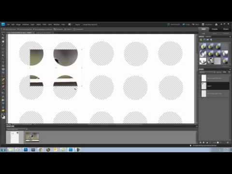 Photoshop Elements Tutorial For Etsy Digital Collage Sheets