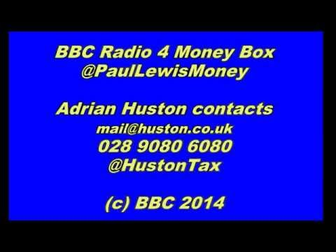 Tax-man to raid bank accounts? Using Twitter to complain about a company? BBC Moneybox 12 May 2014