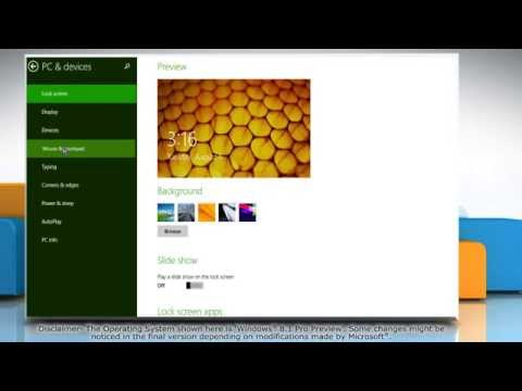 How to Customize Mouse Pointer in Windows® 8.1