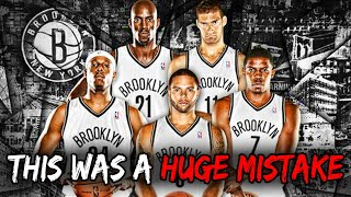4 Times NBA Super Teams COMPLETELY BACKFIRED