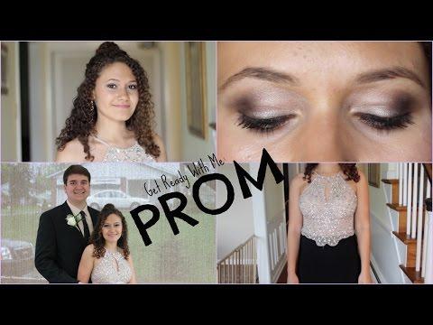 GRWM: Junior Prom