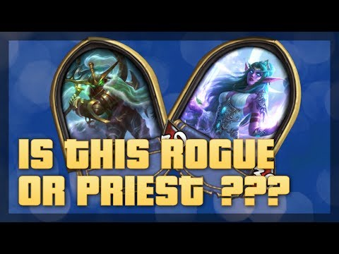 Hearthstone - Is it Rogue or Priest?