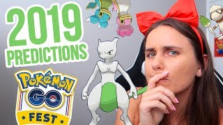 What NEW POKÉMON & 2019 EVENTS will be released in Pokémon GO?