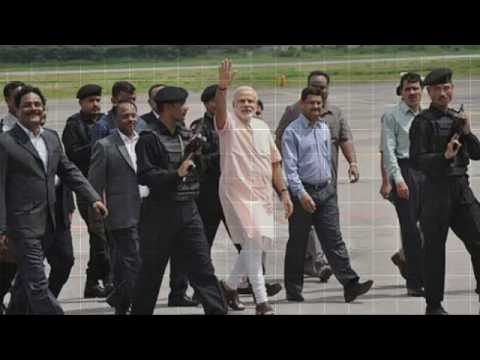 SPG Covered Narendra Modi's 'FULL-PROOF' 'UNBREACHABLE' Security