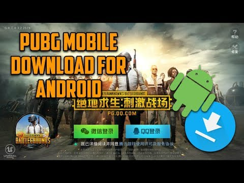 How To Download Chinese Pubg Mobile On Android TUTORIAL (2018)!!!
