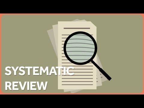 Systematic Review and Evidence-Based Medicine