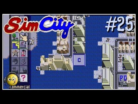 Let's Play Sim City (SNES) Part 25: Megalopolis on Hard Mode!