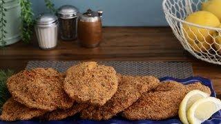 Fish Recipe How To Make Baked Tilapia Parmesan