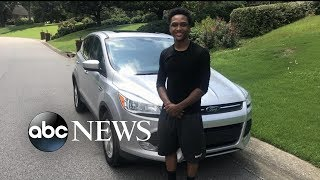 CEO gives his car to employee who walked 20 miles to work