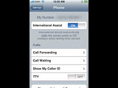 How to turn on Call Forwarding on your iPhone