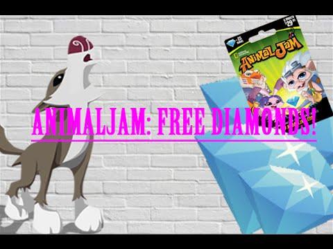 Animal Jam: How To Get Free Diamonds!