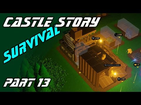 Castle Story / part 13 ~ Wooden Lumber Yard