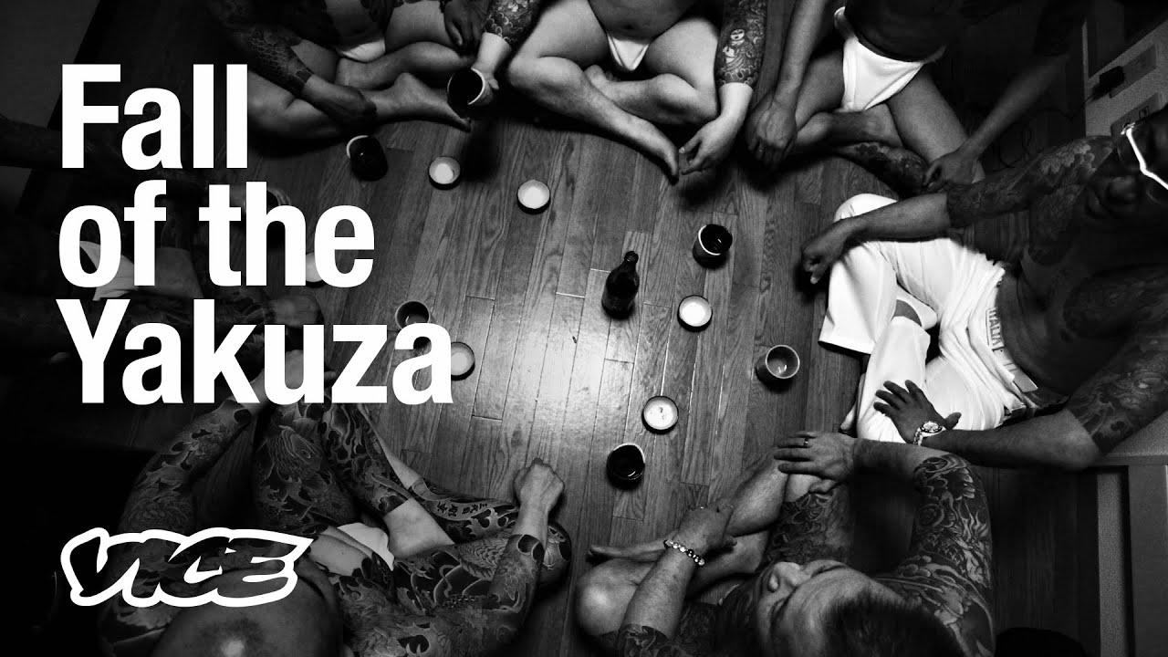 The Fall of the Yakuza