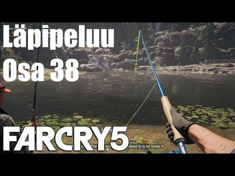 Far Cry 5 | Läpipeluu | Osa 38 | Sivutehtäviä 1/2 | Suomi/Finland/FIN