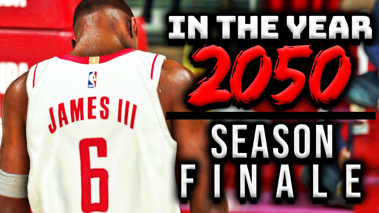 I Simmed The NBA To 2050... THIS is What Happened | The Final Episode