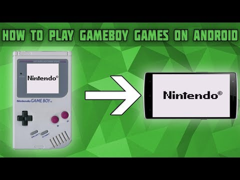 How to Play Gameboy Games on Android! OldBoy Android Emulator Setup! Gameboy Emulator for Android!