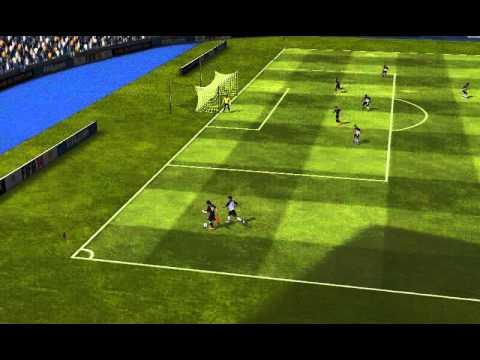 FIFA 14 Android - FC Barcelona VS Flamengo