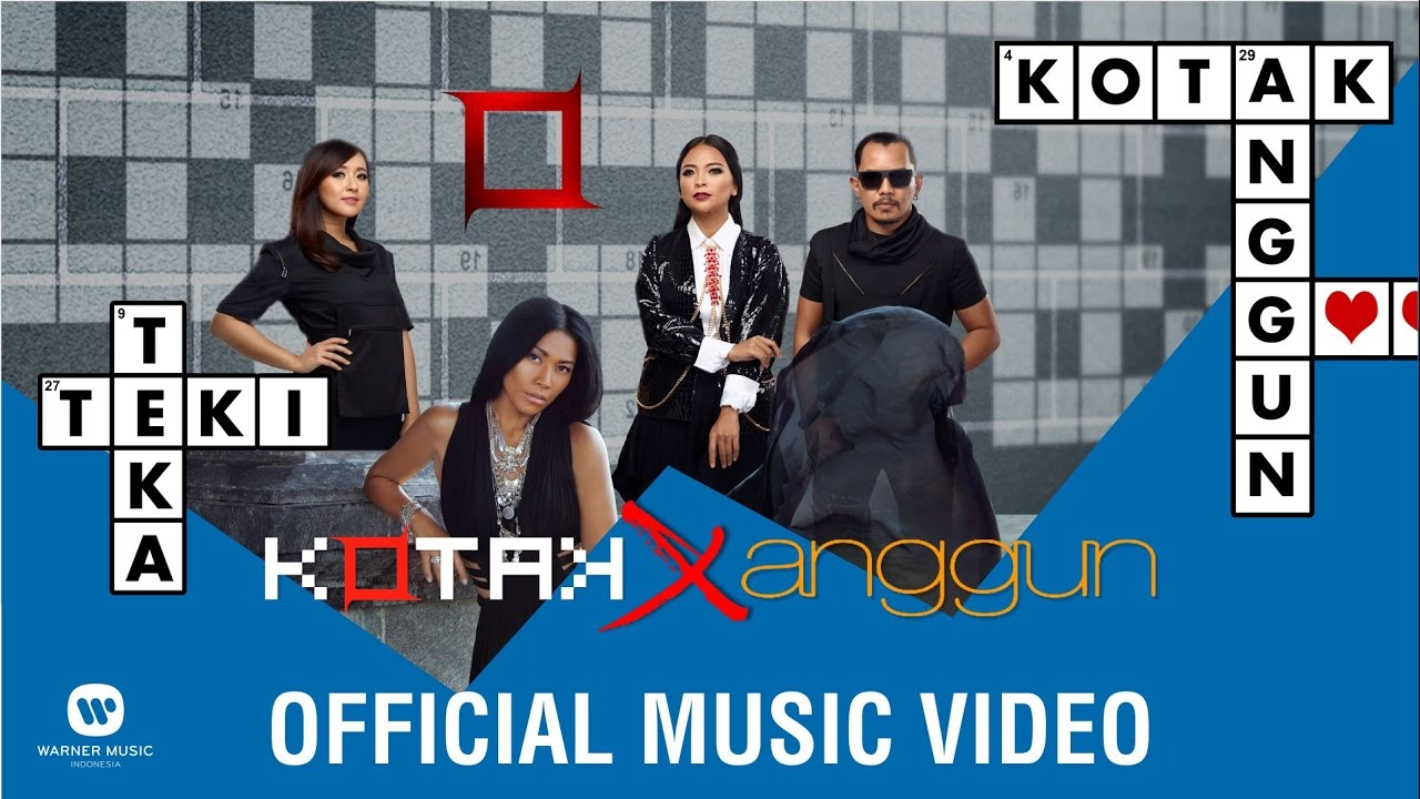 Download Kotak & Anggun - Teka Teki MP3 Gratis