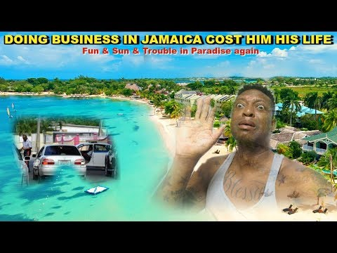 Doing Business in Jamaica cost him his life