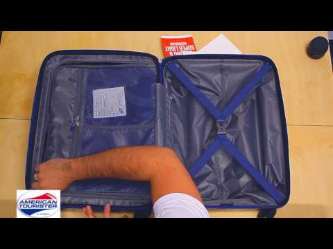 American Tourister Bon Air  Luggage review - Love Luggage