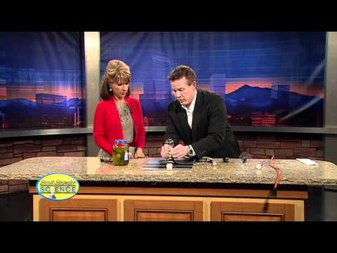 Electric Pickle - Cool Science Experiment