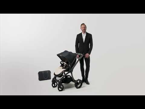 Shadow Black Egg Stroller - Review by Pushchair Expert