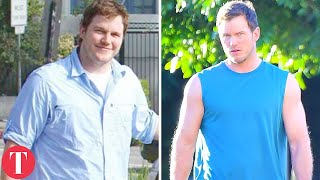 10 SHOCKING Weight Changes Of Famous People