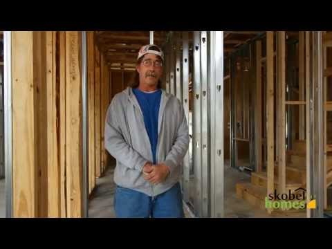 Homebuilding 101: Interior Metal Framing